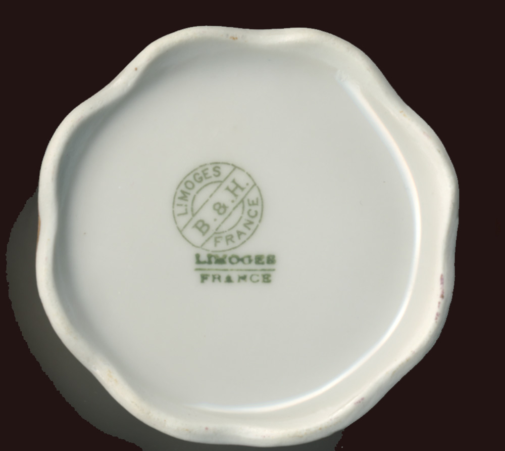 dating limoges china Holly lane antiques, antique and collectible china, specializing in antique haviland limoges and early english white ironstone.